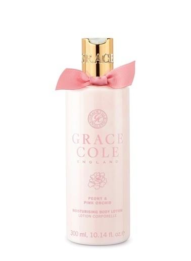 Grace Cole Peony & Pink Orchid Vücut Losyonu 300 ml Renksiz